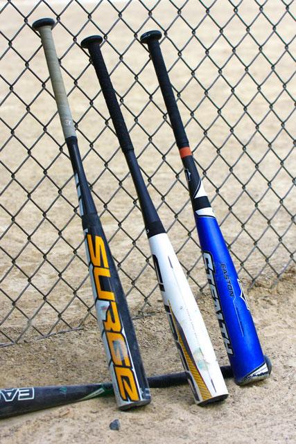 Baseball Bats, Photography, Opening Day