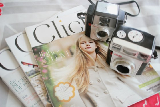 Click Magazine, Photography