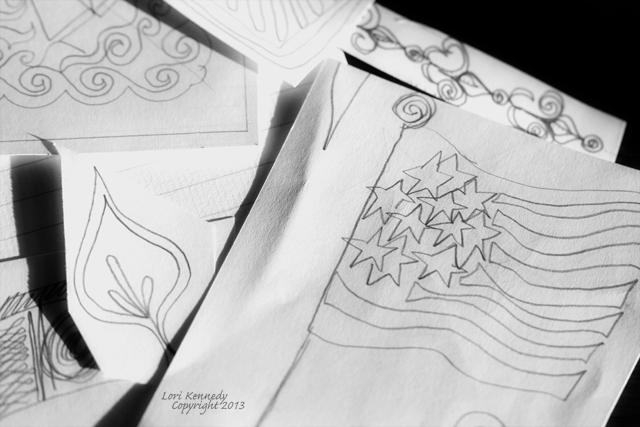 Doodles on Paper