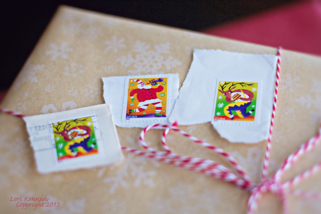 Christmas Stamps, USPS