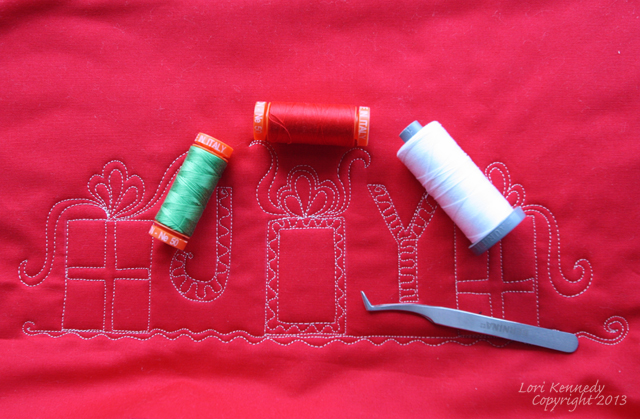 JOY Free Motion Quilting, Giveaway