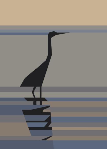 PR-Heron, Paper Pieced