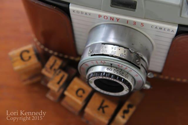 Vintage Camera, LKennedy Photography