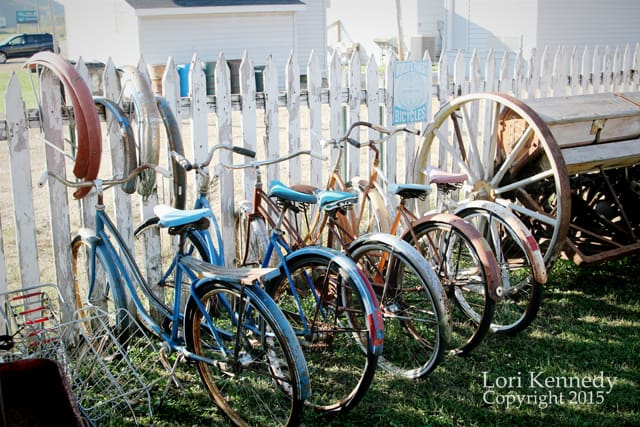 LKennedy.Photography.Vintage Bikes