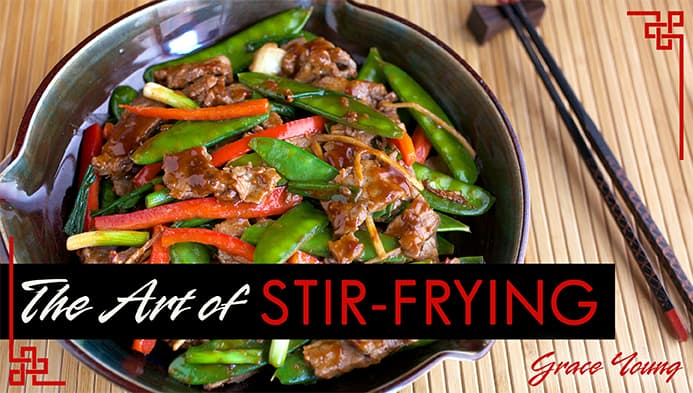 The Art of Stir Frying