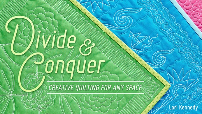 Divide and Conquer Quilting