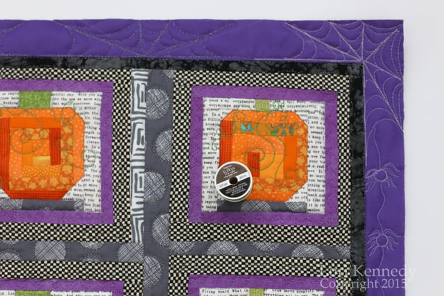 Halloween Quilt, LKennedy