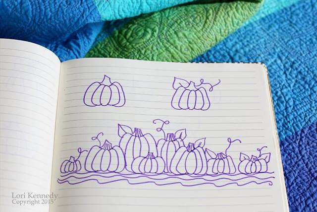 Pumpkin Doodles