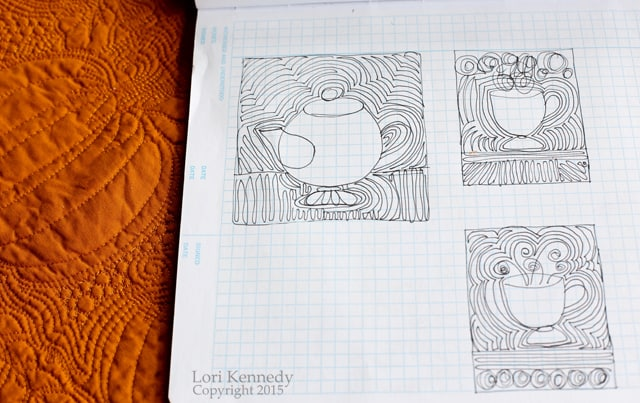 Doodle Lessons, Echoing, Kennedy