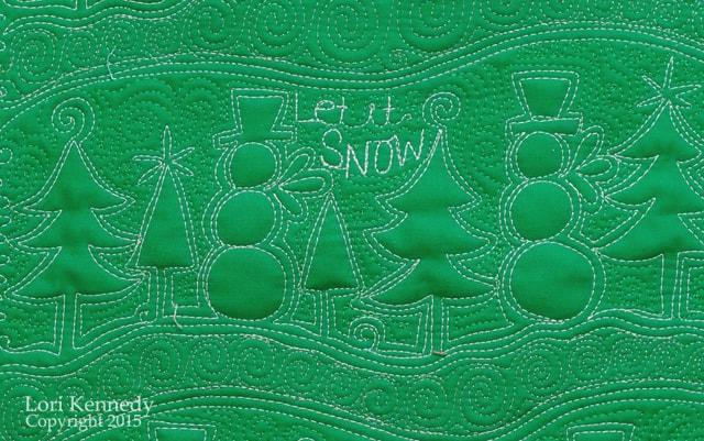 Snowmen, FMQ, Kennedy