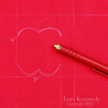 Apple Core, FMQ Tutorial, Lori Kennedy