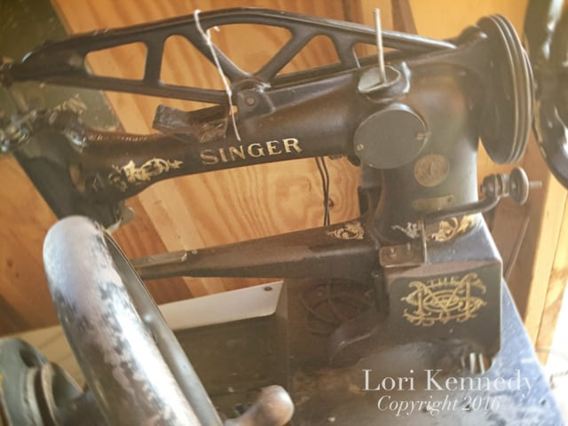 Vintage Sewing, Lori Kennedy Designs