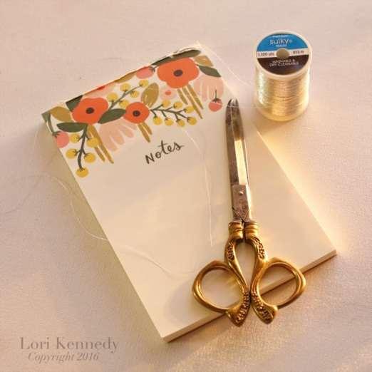 Vintage Scissor, Lori Kennedy Designs