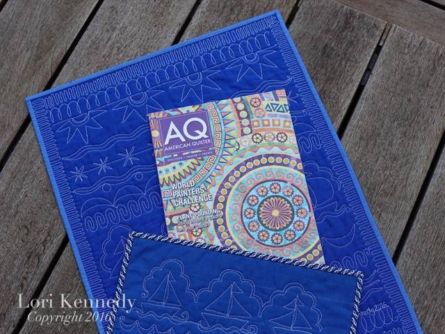 AQ Magazine, My Line with Lori Kennedy