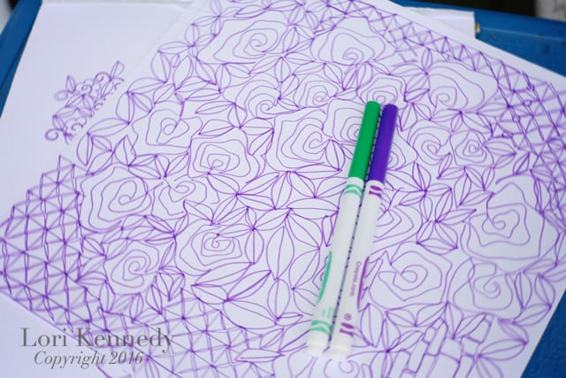 Doodles, Lori Kennedy