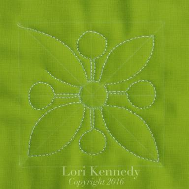 Machine Quilting, Lori Kennedy