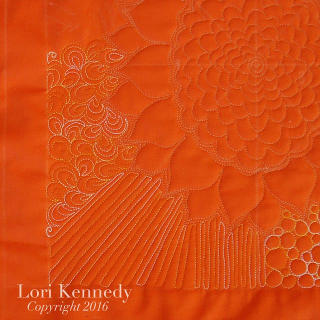 Sunflower Sampler, Lori Kennedy