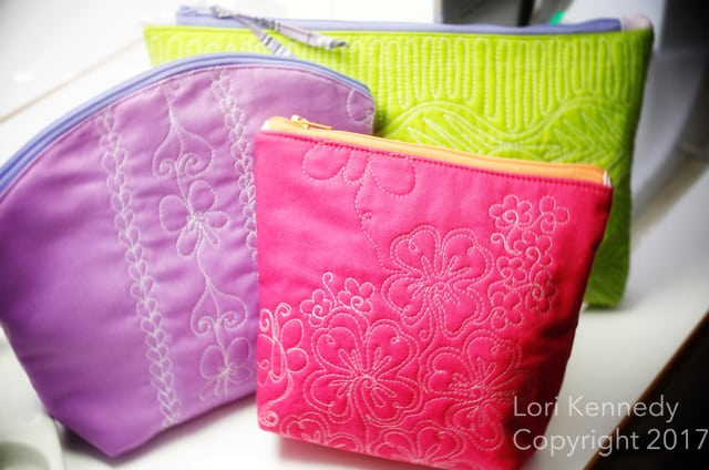 Lori Kennedy, Zipper Pouch
