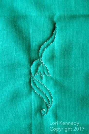 Lily of the Valley, Lori Kennedy, Machine Quilting