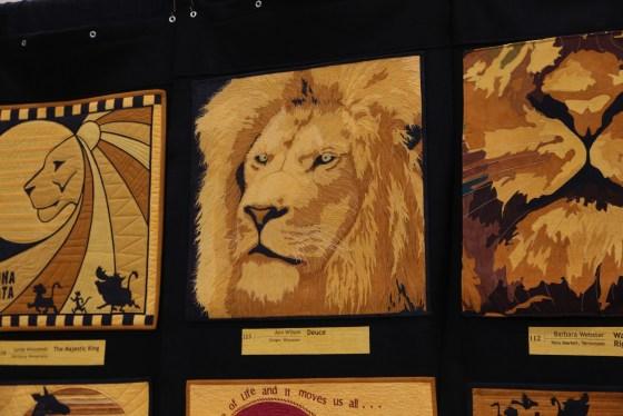 Lion King, Cherrywood Challenge