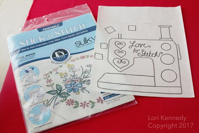 Quilting with Kids, Stick and Stitch