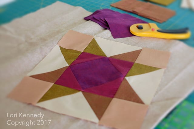 I Love Stars, Quilts, Lori Kennedy