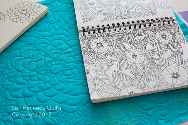Flower Doodles, Lori Kennedy