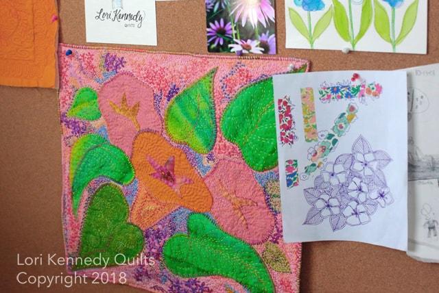 Vision Board, April, Lori Kennedy