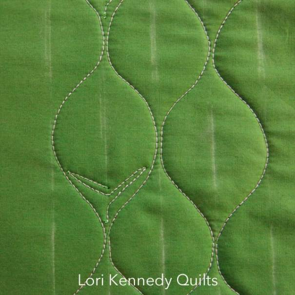 Honeycomb Quilting Motif