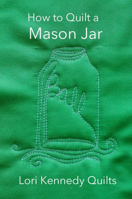 Mason Jar Motif, Lori Kennedy