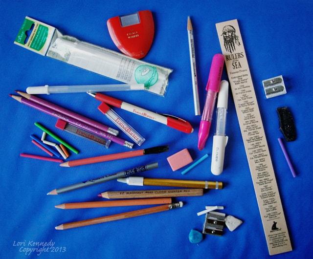 Quilt Marking Tools
