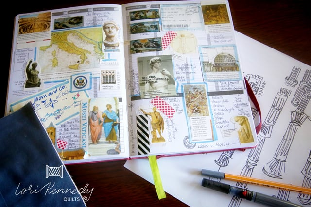 Travel Journal-Italy