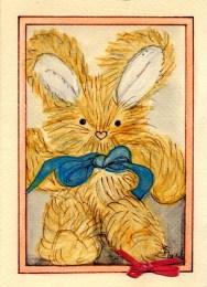 Stuffed Bunny - DB90 $4