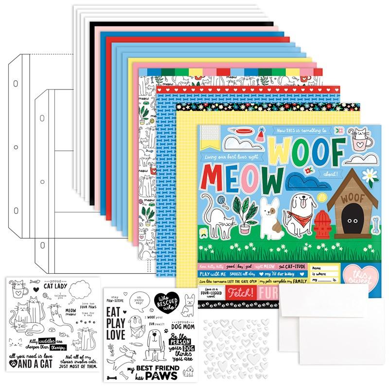 Best Friends Furever Workshop Kit with Stamp Sets