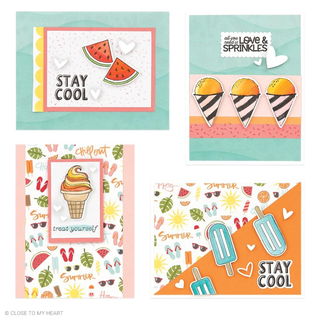 Cardmaking Workshop - Summer Vibes