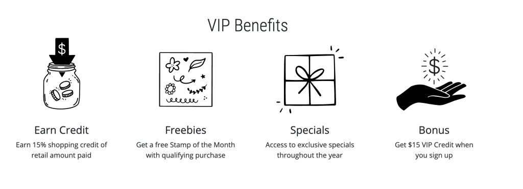 Benefits of VIP