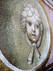 Mosaics in St Peter's