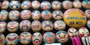 smiling masks