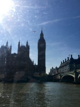 Big Ben from the Thames