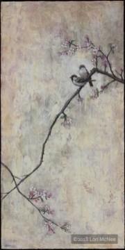 encaustic wax painting