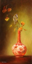 ©2008 Lori McNee A Bit O'Gold 24x12 Oil on panel