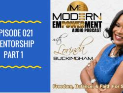 Modern Empowerment Podcast with Lorinda Buckingham