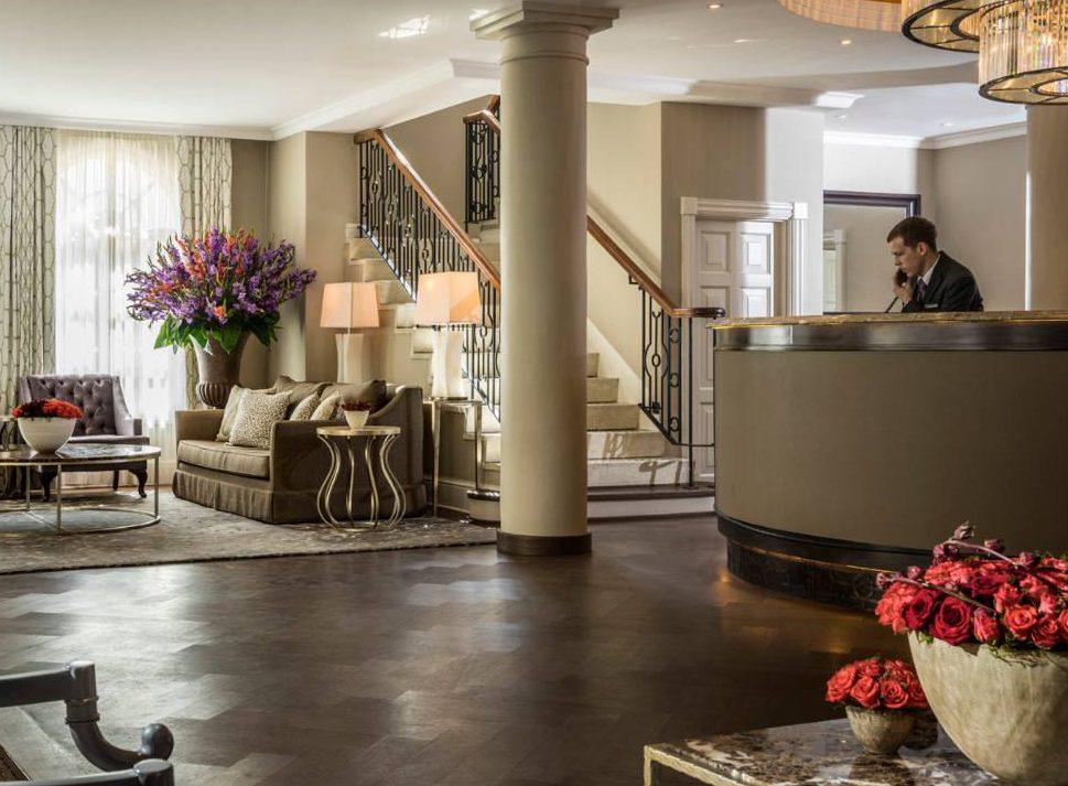 Home away from home - TheFour Seasons Hotel Johannesburg