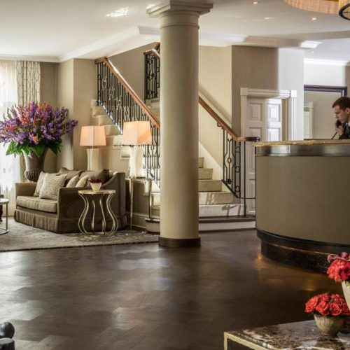 Home away from home - The Four Seasons Hotel Johannesburg