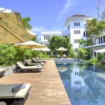 La Residence Blanc D'Angkor – Oasis in the heart of Siem Reap