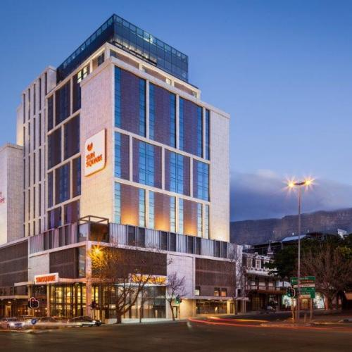 Tsogo Sun's SunSquare and StayEasy Hotels