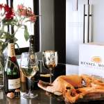 Culinary Recollections by Moët & Chandon & The Mussel Monger