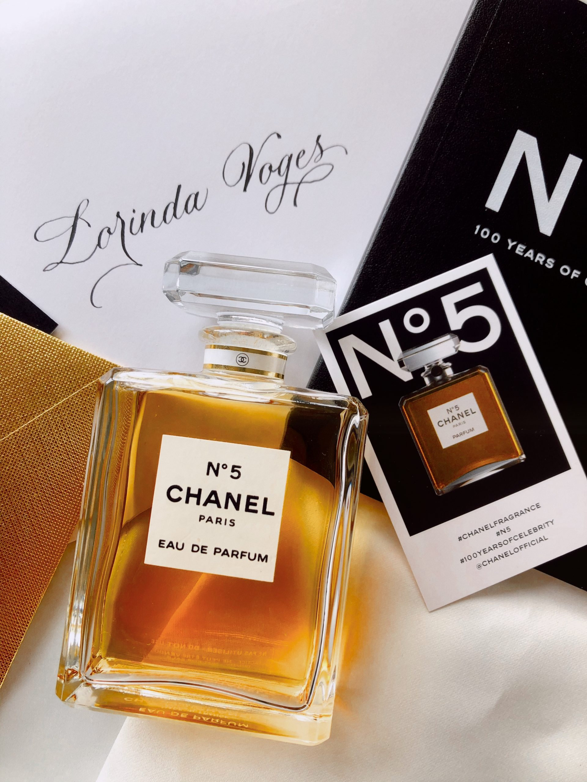 100 years of CHANEL N°5