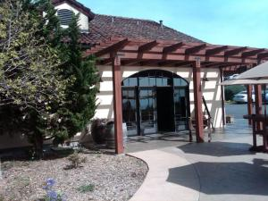 Soquel Vineyards tasting room