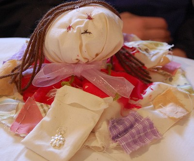 A Handmade (by Children) Birthday